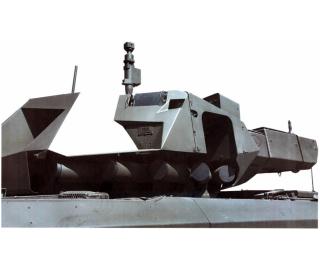 """Tank T-14 """"Armata"""" Type de lanceurs KAZ """"Afghanistan"""""""